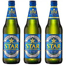 Star beer is very popular in Nigeria and with Friends of Nigeria