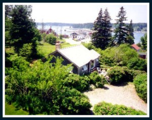 Bass Harbor Gables